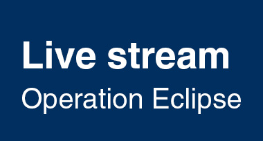 Live stream Operation Eclipse