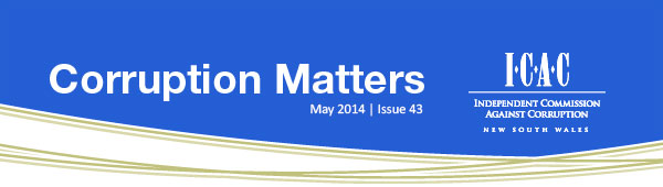 Corruption Matters - June 2020 | Issue 55