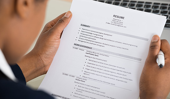 resume fraud is a costly problem but one you can manage